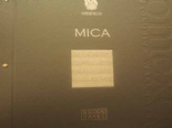 Mica By Omexco For Brian Yates